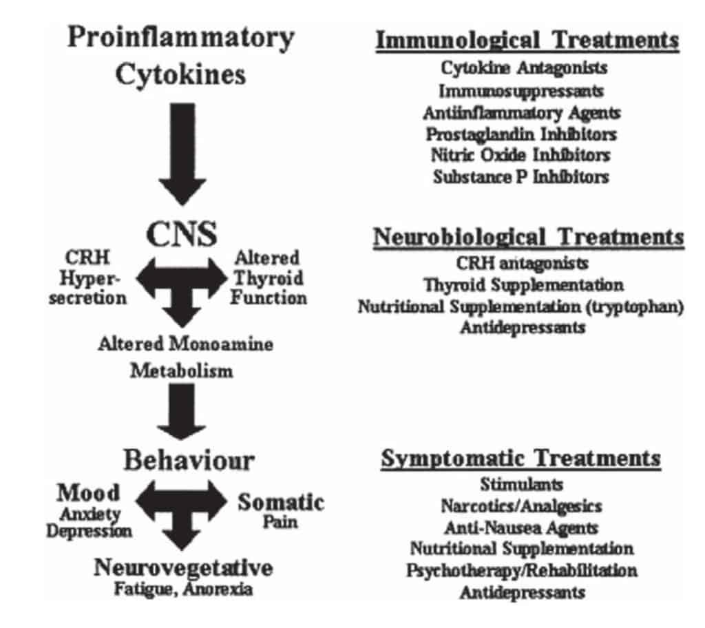 Pemilihan antidepresan sesuai dengan patomekanisme depresi pada penderita kanker