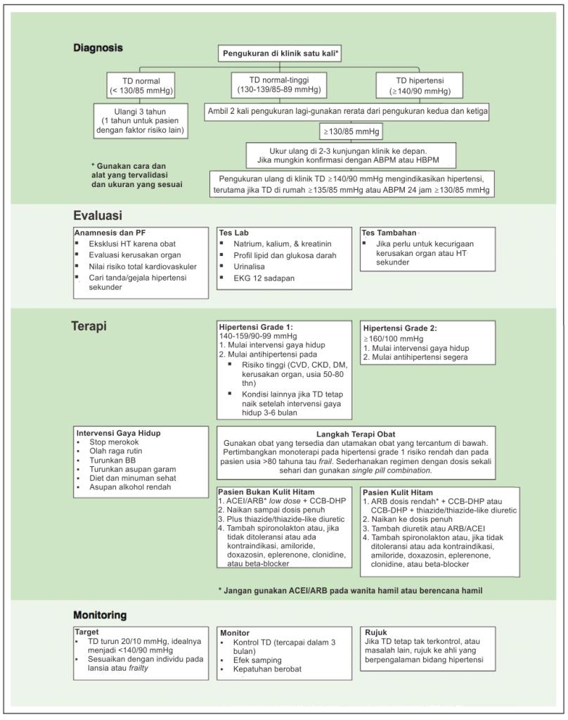 Standar pelayanan minimun pasien hipertensi