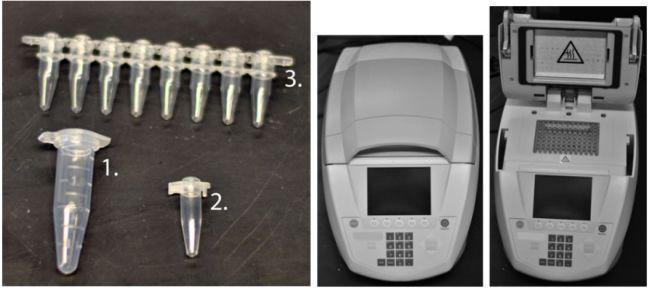 Alat untuk PCR