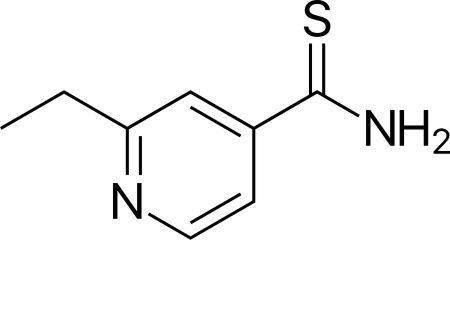 Struktur ethionamide