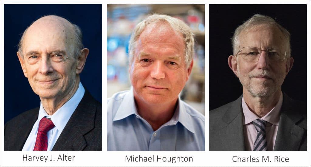 Penerima hadiah Nobel kedokteran tahun 2020 yang terlibat dalam penemuan virus hepatitis C